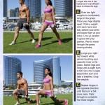 Fitness Trainer Magazine: Spread