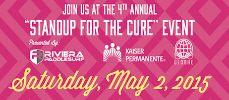 Stand Up For The Cure