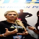 Fit Bunny Jill Interview Mr. Olympia 2015