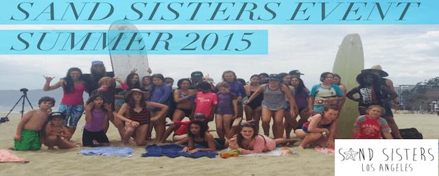 Sand Sisters LA