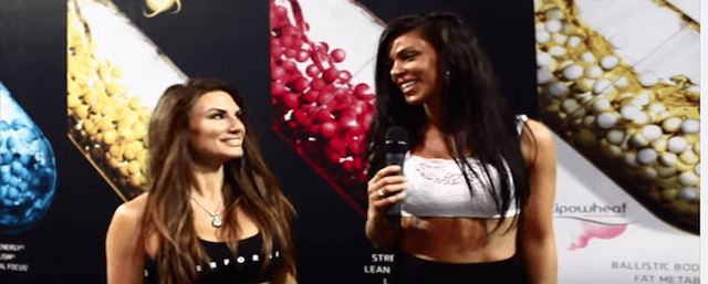 Lauren Abraham Interview Olympia 2015