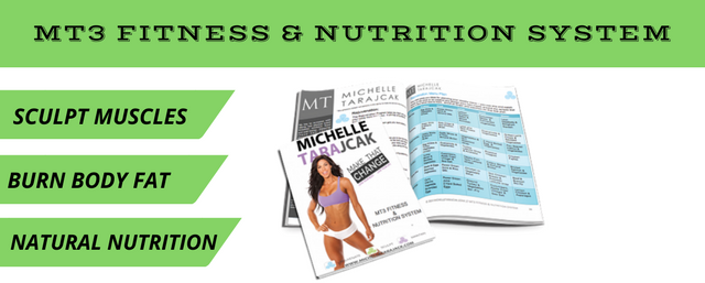 MT3 Fitness & Nutrition System