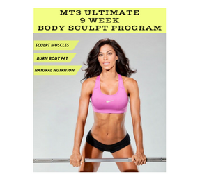 9 week ultimate body sculpt