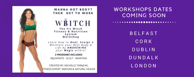 Fit Witch Workshops