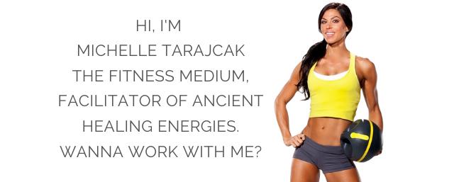 Michelle Tarajcak, The Fitness Medium
